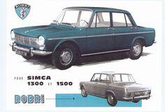 Simca 1300 et 1500 (1963)