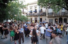 Walking Tour of Buenos Aires' Tango Hot Spots Immerse yourself in the spirit of tango in its birthplace on this evocative 3-hour walking tour of Buenos Aires' tango hot spots! Accompanied by an expert tango dancer, discover where tango came to life, watch couples practice their moves to  music at a traditional 'milonga', and then hit the dance floor!  Start your tour when you meet your expert guide at an iconic French-style coffee shop in Buenos Aires - a favorite venu...