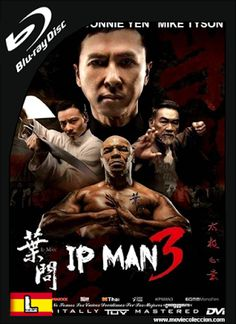Ip Man 3 2015 BRrip Latino ~ Movie Coleccion