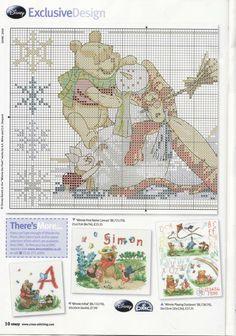 Gallery.ru / Фото #1 - Cross Stitch Crazy 133 январь 2010 - tymannost