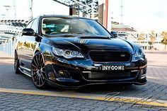 Subaru JDM Legacy (I think)