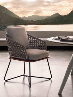 Rivera Outdoor Collection, Rodolfo Dordoni Design #lifescape #outdoor #rivera…