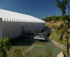Fluviário de Mora - Parque Ecológico do Gameiro, Cabeção - Mora