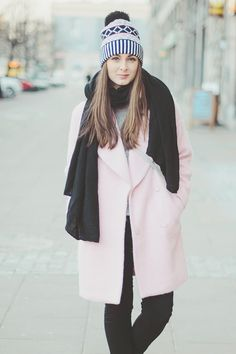 Pink coat | Maddinka