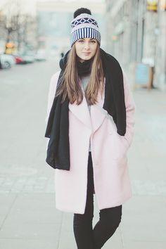 Pink coat | Maddinka