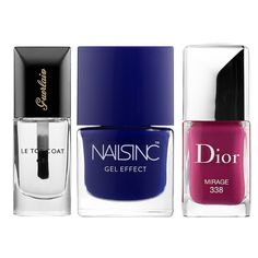 Gel manicures aren't controversial anymore! Get the scoop on at-home gel lacquer.