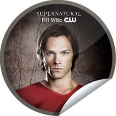 That's great hunting! You've just checked-in to 5 episodes and earned the Supernatural Season 7 Fan sticker! Share this one proudly. It's from our friends at The CW.