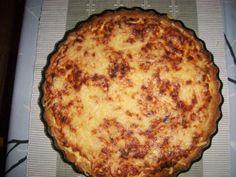 Tacopiirakka Quiche, Food And Drink, Pizza, Cheese, Breakfast, Foods, Morning Coffee, Food Food, Food Items