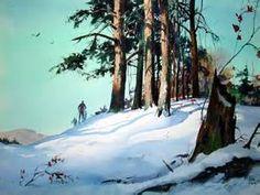 Rare John Pike Watercolors - Bing images