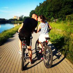 #gdansk #instagram #ilovegdn #love #bike #ilovebike #biking
