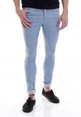 Ironnail - Perrin Skinny Light Blue - Jeans