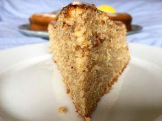 recetas postres delikatissen postres fáciles harina de espelta bizcocho sencillo bizcocho saludable bizcocho facil bizcocho de limón bizcocho de espelta Bizcocho con harina de espelta