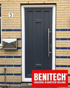 Kunststof deuren van Benitech zijn extra inbraakwerend en zorgen voor een veiligere woonomgeving voor u én uw gezin. Voordelen Van, Ramen, Home Improvement, Garage Doors, Outdoor Decor, Home Decor, Decoration Home, Room Decor, Home Interior Design