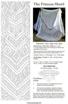 Eines der komplexesten Shetland Lace Muster für fachkundige Spitzen Knitterss Geschichte interessieren!  Studieren Sie bitte die oben genannten Seiten für notwendigen Informationen vor dem Kauf. Dieses schöne Design wird präsentiert, um in Cobweb erfolgen oder Gossamer Garne, umfassende Beratung ist für seine Herstellung als ein Quadrat gefiederten Schal gegeben.  WICHTIGE Bedingung der Verkauf einmal gekauft an Ihre e-Mail-Adresse ein Ebook als sichere Pdf-Anlage schicke ich wie es ist so…