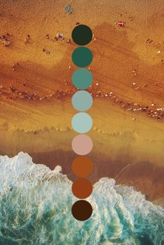the beach <3 Color Stories, Good Morning, Paint Colors, Color Palettes, Beach, Movie Posters, Painting, Instagram, Art