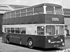 Daimler Fleetline CRG6LX (H40-33F) '1962–????