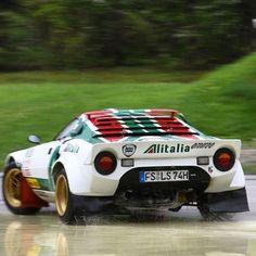 Lancia Stratos #rallyemag