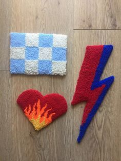 Do It Yourself Decoration, Do It Yourself Crafts, Funky Rugs, Crochet Hoodie, Sewing Room Organization, Fun Diy Crafts, Custom Rugs, Punch Needle, Barbie