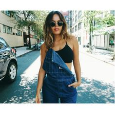 Atlanta de Cadenet Taylor's tousled lob—one of August's best beauty looks. Get the look yourself with some sea salt spray if your hair already has curl. If it doesn't, use a wide-barreled curling iron before spraying.