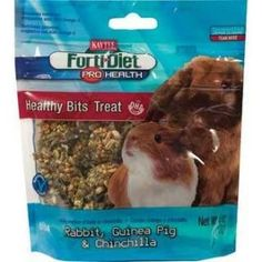 Kaytee Forti Diet Pro Health Healthy Bit Rabbit Guinea Pig 4.5oz