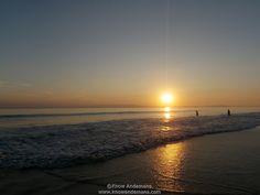 Sunset at Radhanagar Beach. Know Andamans Port Blair, Andaman And Nicobar Islands, Travel Information, Tourism, Places To Visit, Celestial, Sunset, Beach, Outdoor