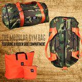 The Modular Gym & Tri Bag | Orange Mud, hydration packs and running gear.