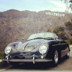 1957 Porsche 356 Speedster #windscreen #windscreen http://windblox.com/