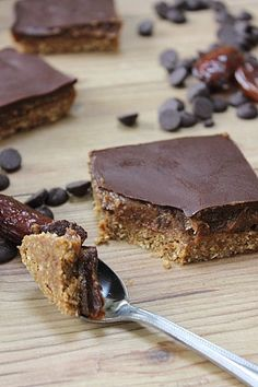 Wellington squares, millionaire shortbread...anyone call them anything else? These are Vegan AND Raw.