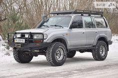 Toyota Land Cruiser 80 1992 (фото: 11)