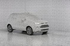 Ford's new car camouflage will confuse cameras give you headaches     - Roadshow  Roadshow  News  Car Industry  Fords new car camouflage will confuse cameras give you headaches  Enlarge Image  If only you could order this camouflage from the factory. Youd never have a hard time finding your car.                                             Ford                                          Keeping a new car secret is a tough job especially in the age of phone cameras. Thats why Ford went back to…