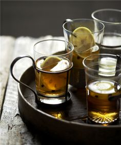 Hot Toddies this winter...