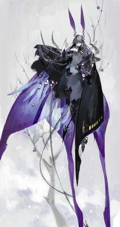 Fantasy Character Design, Character Design Inspiration, Character Concept, Character Art, Concept Art, Manga Art, Anime Art, Creature Concept, Fantasy Inspiration