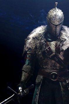 dark souls 2 knight armor from the cinematic BLUR Trailer Fantasy Warrior, Medieval Fantasy, Dark Fantasy, Fantasy Art, Armadura Medieval, Knight In Shining Armor, Knight Armor, Dragon Knight, Dragon Age
