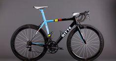 Bosberg Road (2012) | Ritte van Vlaanderen Bicycles