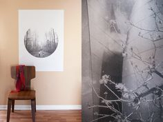 Beautiful Methods of Covering Your Blank Walls- DIY Wall Art Projects-homesthetics.net (13)