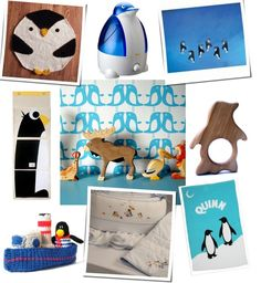 March of the Penguins: An Arctic Chill Is Entering the Nursery This Season - www.lilsugar.com