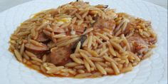 ΠΑΝ ΜΕΤΡΟΝ ΑΡΙΣΤΟΝ: Η ΣΥΝΤΑΓΗ ΤΗΣ ΗΜΕΡΑΣ... Γιουβέτσι με άλλο τρόπο ..... Greek Cooking, Greek Recipes, Cabbage, Spaghetti, Pasta, Chicken, Meat, Vegetables, Ethnic Recipes