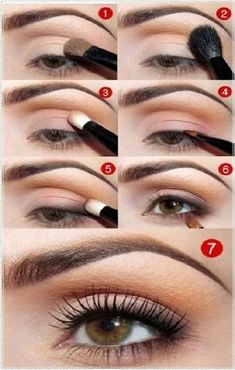 7 Makeup Tutorials for Seductive Eyes
