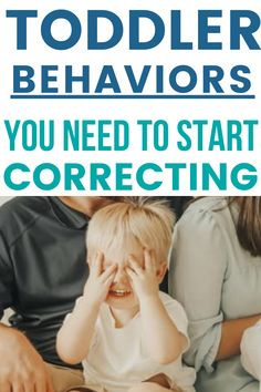 Child Training and Toddler Discipline: How to Change Behavior