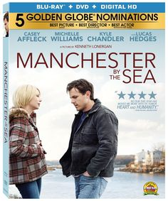 Manchester By The Sea Blu Ray And Dvd Release Details Manchester The Sea Movie Casey Affleck