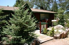 Pine Rose Cabins | Christmas Cottage | Arrowhead Pine Rose Cabins