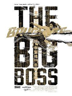 Bruce Lee - Triple by Scott Woolston
