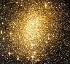 Gold Galaxy :: Digitally Enhanced by bcr8tive pinned with Bazaart