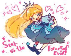 Star Vs The Forces Of Evil - Star