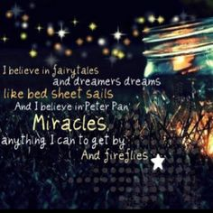 Favorite Song Lyrics :)