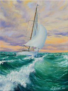 The Sea...By Yuliya Chernyshova