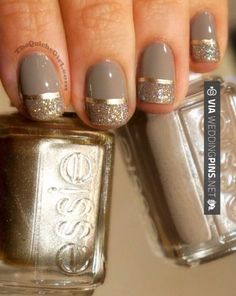 Awesome -  | CHECK OUT MORE TO DIE FOR INSPIRATIONS FOR NEW Wedding Nails 2016 HERE AT WEDDINGPINS.NET | #weddingnails2016 #weddingnails #nails #weddings #boda #weddingphotos #weddingpictures #weddingphotography #brides #grooms