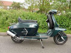 LAMBRETTA JET 200 SX200 GP LI TV » Motorcycles 4 Auction | Motorcycles 4 Auction