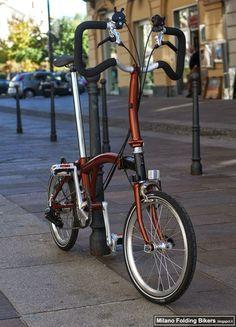 Velo Vintage, Vintage Bicycles, Bicicleta Brompton, Bike Gang, E Biker, Adult Tricycle, Folding Bicycle, Bike Style, Bike Frame