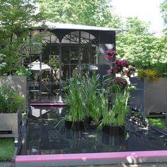 JARDIN DE LUXE : Un jardin d'eau